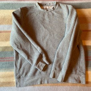 Mens Gray Sweater